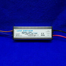 1pc Waterproof AC LED Driver 20W 600mA Power Supply for Lamp Spot Light Bulb DIY