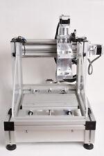 CNC-Fräsmaschine inkl. Flügeltürschrank und Zubehör (Isel)