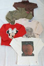 5tlg Set Pullover Strickjacke Rolli Langarmshirt Sanetta Mexx Tom Tailor 104 110