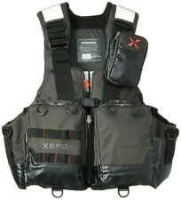 SHIMANO Act Game Vest XEFO VF-274R COREACT Tungsten L Nylon Medium Large XL EMS