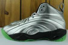 REEBOK SHAQNOSIS OG YOUTH SIZE 7.0 SAME AS WOMAN 8.5 NEW V53477 SILVER
