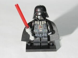 Darth Vader Figur Figuren Steine Star Wars Lego Custom kompatibel Neu OVP 35 .