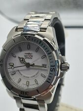 Sector Snl 255 Date White Dial Sapphire Crystal  Ladies Watch