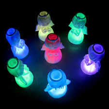 1X Angel Doll Night Light Color Changing LED Night Lamp Decoration Xmas Gift Toy