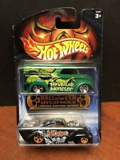 Hot Wheels Halloween Highway 2 Pack With Dairy Delivery CD010