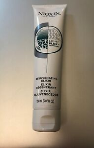Nioxin 3D Styling Rejuvenating Elixir  with Lightplex  5.07oz New