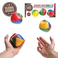 Set of 3 JUGGLING BALLS Circus Clown Children's Kid's Fun Toy