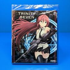 Trinity Seven 7 Blu-ray The Complete Anime Series Collection BRAND NEW SEALED
