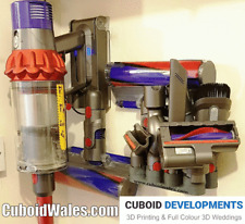 Dyson Tool Organiser 8 Tool V10 Wall Mounted Bracket Cleaner Attachments Vacuum