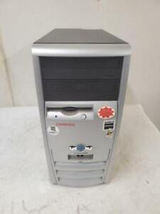 Compaq Presario 6010US AMD Athlon XP 1600+ 1.4GHz 256MB Desktop Computer No HDD