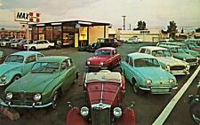 Old Photo. Scottsdale, Arizona.  Max of Switzerland, Renault-Peugeot Auto Dealer