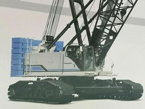 Hitachi SCX1500A-3 Crawler Crane - Sumitomo - 1:50 Scale Diecast Model New!