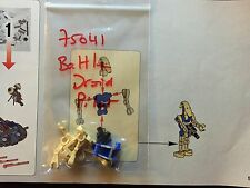 LEGO Star Wars 75041 Vulture Droid  Minifigure de Battle Droid Pilot