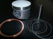 Kawasaki KL250 Bigbore kit 9.6:1 CR piston, rings & head gasket KLR250 78 - 82
