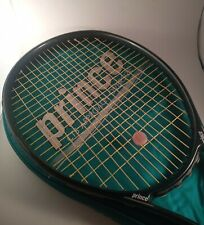 RARE - 1988 PRINCE CTS Approach  graphite tennis racket & case