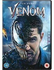 Venom [DVD] [2018] - Region 2 UK