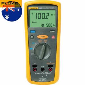 Fluke 1503 Digital Insulation Resistance Tester Megger MegOhm Tester+ Leads AU