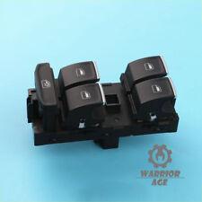 For VW Golf GTI MK7 Passat B7 OEM Chrome Master Window Control Switch 5G0959857C