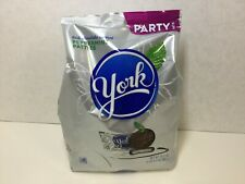 YORK Dark Chocolate Candy Peppermint Patties, Miniatures, 2.3lbs, 1 Pack, 2020