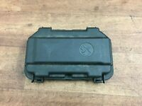 Bmw 218d 2 series coupe 2016 F22 fuse box lid cover 9224872