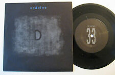 "7"" Codeine-D/pea/second Chance-MINT-sub pop"