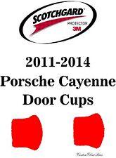 3M Scotchgard Paint Protection Film Clear Bra Pre-Cut Kits 2014 Porsche Cayenne