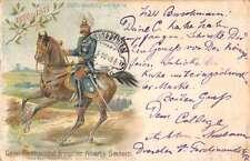 Sachsen Germany Kronprinz Albert Royaly Jubilaumspostkarte Postcard J60806