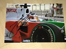 Yelmer Buurman F1 Formel 1 Autograph Signed Signiert FOTO 13x18 *TOP*