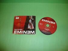 Sing For the Moment [Single] [PA] by Eminem (CD, Feb-2003, Interscope)