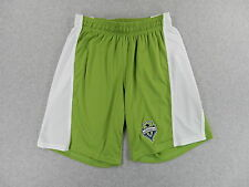 Seattle Sounders MLS Polyester Replica Soccer Shorts (Mens Small)