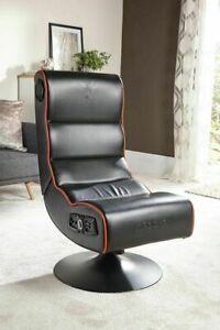 X Rocker Cobra 2.1 Pedestal Gaming Chair