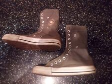 Converse 1K410 Army green Converses Shoes Pink Inside  6