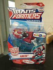 Transformers Animated Deluxe Class Arcee