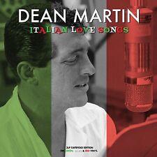 Dean Martin - Italian Love Songs (180g Green/White/Red Vinyl 3LP) NEW/SEALED