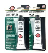 Super Glue Silicone Adhesive and Sealant, 500 Degree F Performance (Pack of 2)