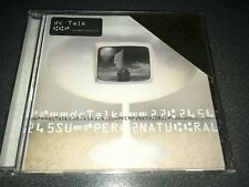 DC Talk SUPERNATURAL Limited Edition Autographed GOLD CD 1303 / 5000 RARE