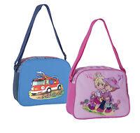 Umhängetasche Kindergarten Tasche  Kindergartentasche Feuerwehr