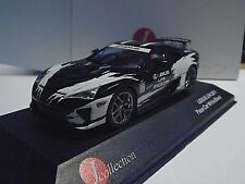 LEXUS LFA 2011* Pace Car * schwarz / weiss * 1:43 J Collection