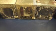 New LORD OF THE RINGS Trilogy FELLOWSHIP Two Towers ROTK Collectors DVD Boxsets