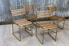 Art Deco Oak Original 20th Century Antique Chairs