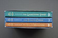 PERCY JACKSON & THE OLYMPIANS BOX SET OF BOOKS
