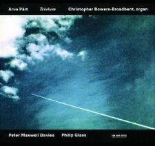 Christopher Bowers-Broadbent - Trivium [New CD]