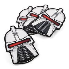 Battlestar Galactica Cylon Tin Coasters (set of 4) **Brand New**  AUSTRALIAN