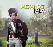 ALEXANDER FAEM - BATAILLE ROYALE - 2012 - 11 TITRES - CD NEUF NEW NEU