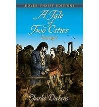 A Tale of Two Cities (Dover Thrift Editions), Dickens, Charles, Very Good Book