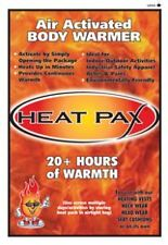 chauffe main 20H HEAT PAX Body Warmer Chaufferette jetable gant veste Hiver