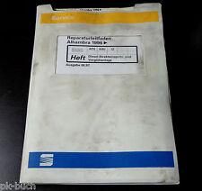 Werkstatthandbuch Seat Alhambra Diesel Direkteinspritzanlage + Vorglühanlage