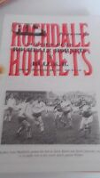 19.12.76 Rochdale Hornets v Hull KR programme