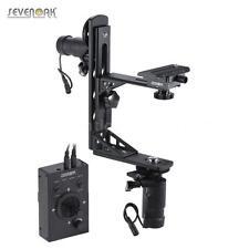 Sevenoak 360° Remote Motorized Video Camera Tripod Gimbal Pan Tilt Ball Head Kit