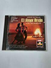 El Amor Brujo (Love, The Magician) Original Film Soundtrack - CD - Free P&P
